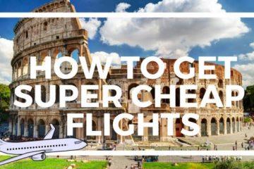 Super Cheap Flights